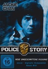 Police Story ( Action Kult ) mit Jackie Chan, Maggie Cheung, Brigitte Lin NEU OV