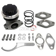38MM 2-BOLT RS-SERIES TURBO CHARGER EXTERNAL WASTEGATE 5-10-15PSI SPRINGS