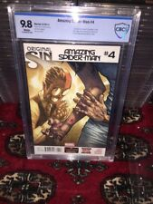 The Amazing Spider-Man #4 2014, Marvel NM 9.8 MOVIE COMING 1st appearance SILK!!