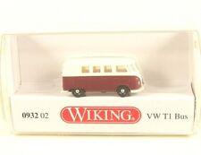 Wiking 093202 VW T1 bus - rojo vino / blanco 1 160 (n ) NH 06/2018
