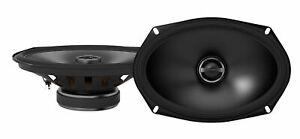 "Pair ALPINE S-S69 260 Watt 6x9"" Coaxial 2-Way Car Audio Speakers"