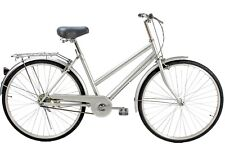 Ventura ECO Bike Steel and single speed with front & rear Fenders & rack
