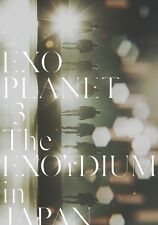 EXO [EXO PLANET #3 – The EXO'rDIUM in JAPAN] 2DVD+Photo Book Limited Edition