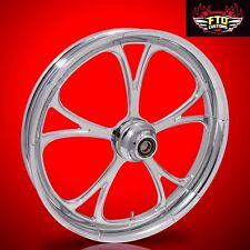 Harley Davidson 30 Inch Retaliate Chrome Motorcycle Wheel