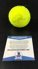 WIMBLEDON ANDY MURRAY SIGNED TENNIS BALL AUTHENTIC AUTOGRAPH BAS BECKETT COA