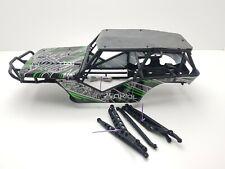 AXIAL Wraith 2.2 CRAWLER Skelton Chassis No Diffs No Transmission  ozrc