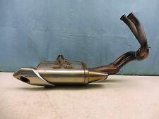 2012 Kawasaki EX650 EX 650 Ninja K552' OEM exhaust muffler pipe assy LOW MILES