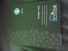 Starbucks 2013 Planner(black)