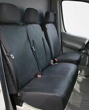 Kunstleder Transporter Sitzbezüge VW Crafter, Einzelsitz+Doppelbank ab 05/06