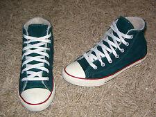CONVERSE ALL STAR Schuhe Sneaker Sportschuhe Chucks grün Gr. 36 warm gefüttert