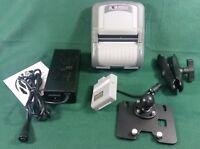 Zebra QL420 Plus Mobile Label Printer with 802.11b/g Radio Q4D-LUGA0000-00