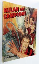 72136 Quaderni Gazzetta 5/1989 - Milan dei campioni - con poster