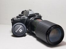 80-200mm= lens 160-400mm on Panasonic G lumix HD 4K Micro 4/3 Digital SLR GF1 P6