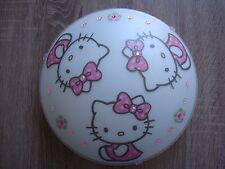 Hello Kitty Deckenlampe Wandleuchte Blumen Lampe Kinderzimmer Kinderlampe