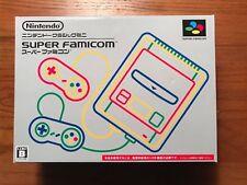 Nintendo Super Japan Famicom Classic Edition SNES Mini In Hand USA Seller