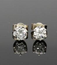 Platinum SI2 Fine Diamond Earrings