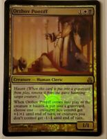 1x Orzhov Pontiff FOIL MTG Magic Guildpact Factory Sealed Condition