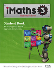 iMaths National Edition Student Book 3....Great for extra practice at home!