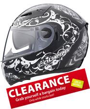 Caberg V2RR Road Pirate Black/Silver full face crash helmet
