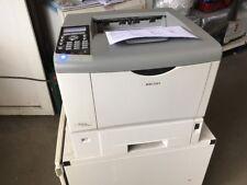 Ricoh Aficio SP 4310N Laserdrucker s/w gebraucht Zä. ca. 330796 S. SIEHE BILDER