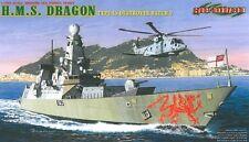 Dragon Models (Cyber-Hobby) 1/700 HMS Dragon