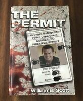 The Permit by William B. Scott (2013, Paperback) FREE SHIPPING