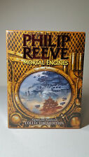 ~Signed Limited UK~ Mortal Engines No. 1 by Philip Reeve (2004, Hardcover)