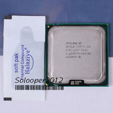 Free shipping Intel Core 2 Duo E6700 LGA 775 (SL9S7) CPU Processor 2.66 GHz