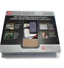 ATI All-in-Wonder 2006 Edition 256mb Grafikkarte und TV-Tunerkarte Radion 9600