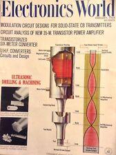 Electronics World Magazine Modulation Circuit Designs February 1964 120417nonrh