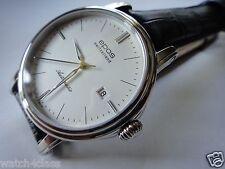 epos Emotion Mechanical white Dial Swiss Dress Watch 3390 ETA 2892-A2