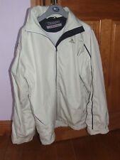 Kappa Unisex Raincoat cream Small