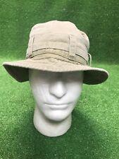 Vintage Broner Canvas Sun Beach Fishing Hat Cap Fast Free Shipping