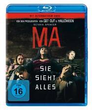 Blu-ray * MA - SIE SIEHT ALLES - Octavia Spencer # NEU OVP +