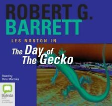 Robert Barrett CD Audio Books