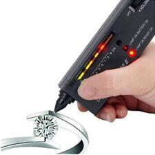 V2 Diamond Tester II Moissanite Selector Gemstone Jewelry Gems Tool LED Set