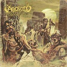 Aborted - Global Flatline [New CD] Holland - Import