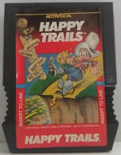 Happy Trails for Intellivision by Activision Clean Tested Authentic Cart Only