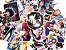 70 My Hero Academia Anime Stickers Boku No Hero