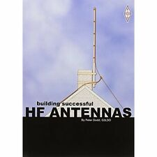 Dodd, Peter-Building Successful Hf Antenna BOOK NEW