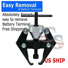 Car Battery R2 Terminal Bearing Wiper Arm Removal Remover Puller Tool 6-28mm