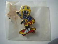 Robertsons 1970s Collectable Enamel Badges