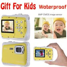 "2"" HD 720P 12MP LCD Mini Waterproof Sport Digital Camera Kids Children Camcorder"