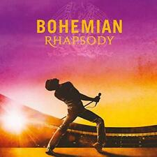 Bohemian Rhapsody Original Soundtrack Audio CD NEW