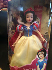 "Disney Princess ""Snow White"" 14"" Porcelain Keepsake Doll in Original Box! New!"