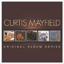 Curtis Mayfield - Original Album Series Cd5 Rhino