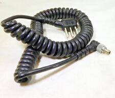 Nikon Cable en Espiral 6 10 Sincronización Cable Flash