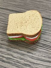 2009 American Girl Doll Chrissa Retired Party Treats (1) Sandwich ONLY