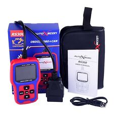 Professionnel Diagnostic Testeur rs300 OBD/OBDII Scanner Diagnostic Code Reader Scantool