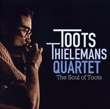 Toots Thielemans - Soul of Toots [New CD] Bonus Tracks